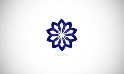 flower beautyful logo