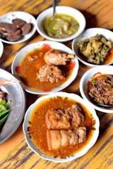 Myanmar Pork Curry