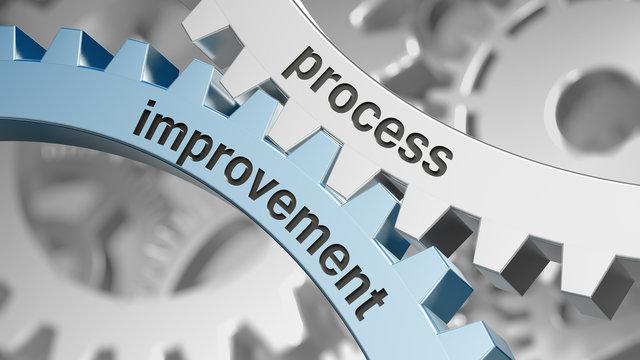 Cogwheel / process improvement