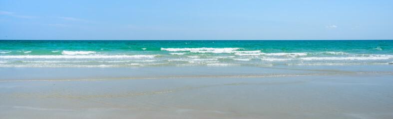 Sea beach or ocean background