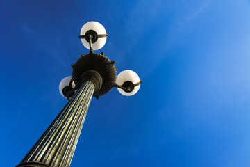 Blue Skies, Urban Lights