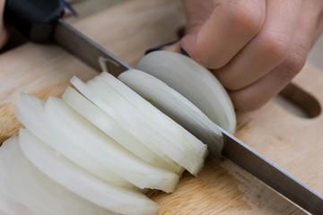 Onion slice