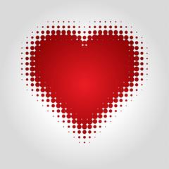 heart dots logo