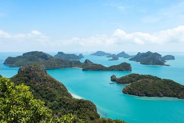 Angthong Islands National Marine Park