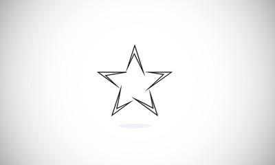 star, logo, vector, icon, concept