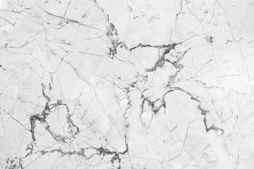 White marble texture unique background.