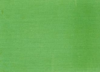Grungy green textile texture.