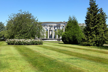 Welsh National War Memorial, Cathays Park, Cardiff