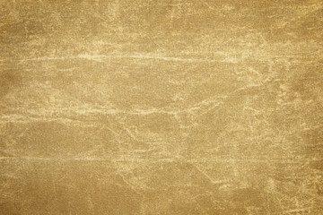 Background of old wrinkled fabric surface