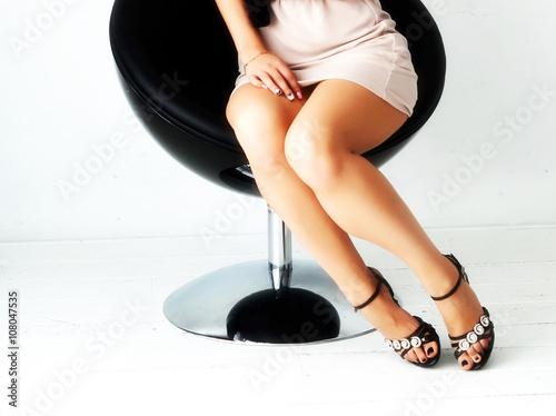 Красивые ножки на каблуках видео