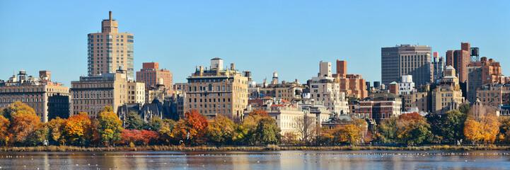 Fototapete - Central Park Autumn