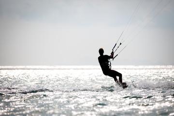 Kitesurfing Action Photos