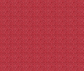 HD seamless pattern, red woven carpet