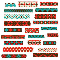 Native American Washi Tape