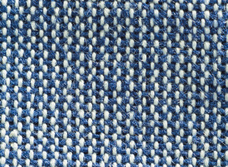 Textile background - Fabric of two colors