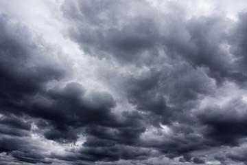 Canvas Prints Heaven storm cloud