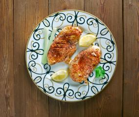 Jordanian Grilled Chicken