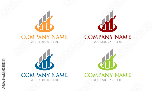Generic Financial Logo Stock Image And Royaltyfree Vector Files - Generic company logo free