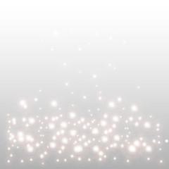 Glossy Star Background Vector Illustration
