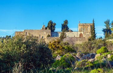 The Monastery of the Cross  Exterior, Jerusalem