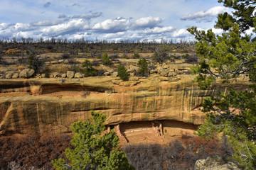 Mesa Verde National Park - Fire Temple