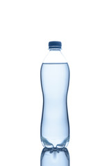 bottle of water is
