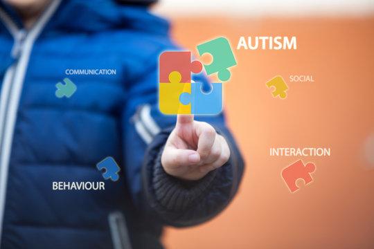 Autism awareness.