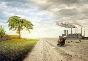 Umweltbewusst in die Zukunft.