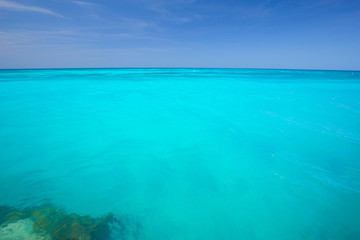 The crystal clear waters of the Gulf of Mexico surround Civil War Historic Fort Jefferson in the Dry Tortugas makes a great place for swimming and snorkeling