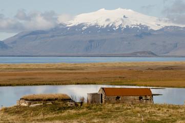 Abandoned House - Iceland