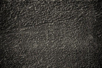 Wall stone dark background.