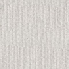 Canvas texture coated by white primer. Seamless square texture.