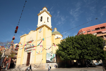 Church of San Vicente Ferrer
