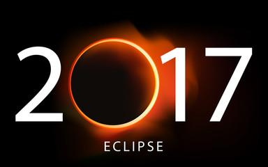 2017 - éclipse