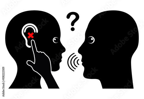 communication of the hearing impaired Hearing impaired telephones are special needs devices designed to assist people who are unable to hear or unable to hear clearly, and provide a means to communicate with others via telephone.