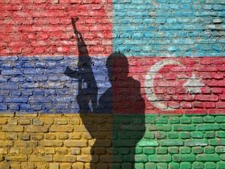 Armenia and Azerbaijan war - Nagorno-Karabagh