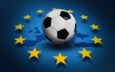 football et foot, euro, europe 2018