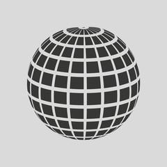 sphere icon design