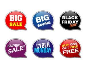 Big Sale, Big saving, Black Friday, Cyber Monday, Buy 1 Get 1 Free, Super Sale