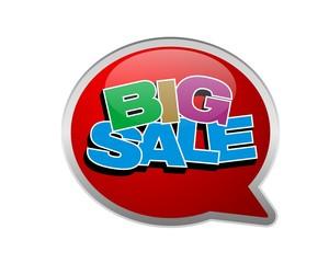 Big Sale Promotion Sticker