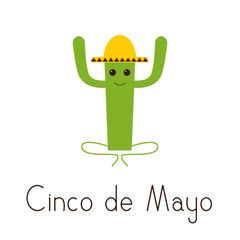 Cinco de Mayo greeting cards