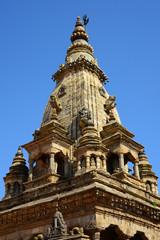 Vatsala Durga Tempel in Bhaktapur / Kathmandu, Nepal (zerstört beim Erdbeben 2015)
