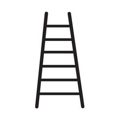 ladder icon Illustration design