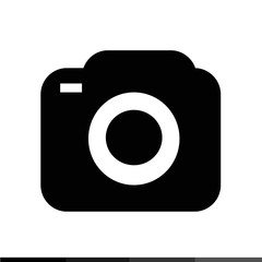 Photo Camera Icon Illustration design
