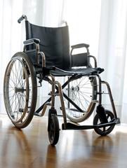 modern lightweight wheelchair to help disabled people