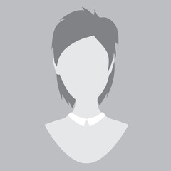 Flete guy, man, woman, avatar, profile photo, gray silhouette is