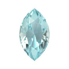 Aquamarine, Jewel, Gem