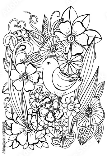 plant identification coloring pages - photo#40