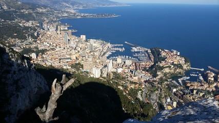 Magnifique Panorama de Monaco