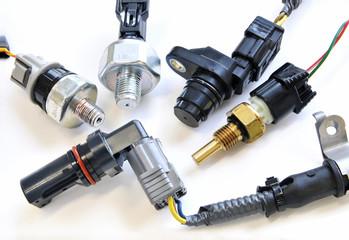 自動車の各種センサー